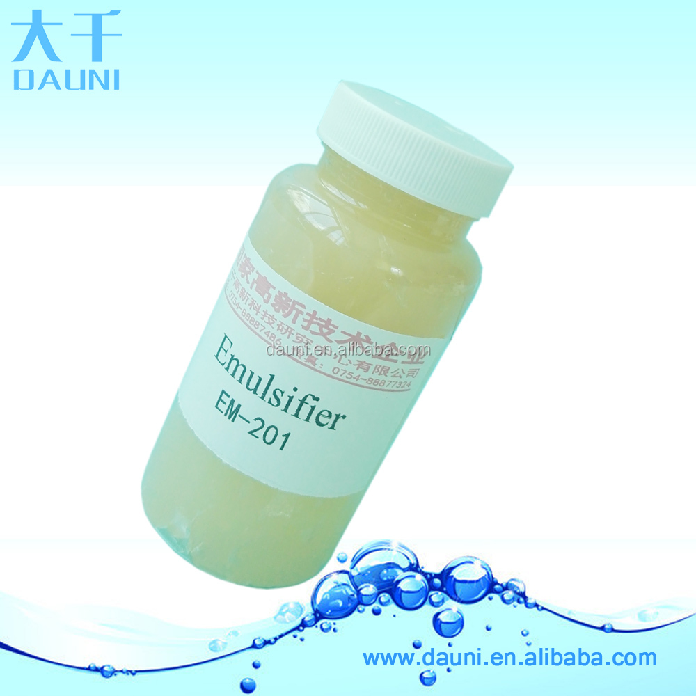 EM-201 Polymer universal cosmetic oil in water emulsifier for oil in water emulsions