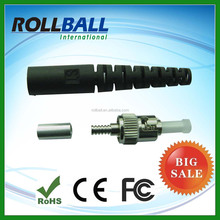Manufacturing st/pc fiber optic connector, ST Series Fiber optic Connector With Best Quality
