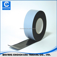 Self-Adhesive Sealing Tape for the Repair of Leaking Gutters