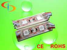 2015 hot sale cool white light 12v 3smd 5050 ip68 LED modules led glow sign boards