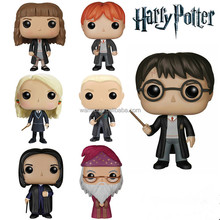 Famous Novel Herry Potter Funko POP Plastic Toy