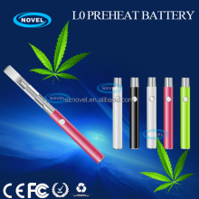New hot touch vape pen battery wholesale slim design 510 thread battery hot battery bank