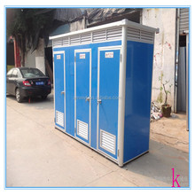 China Best Portable Color Toilet/High Quality Public Mobile Bio Toilet For Sale/Low Cost Sky Blue Color Toilet