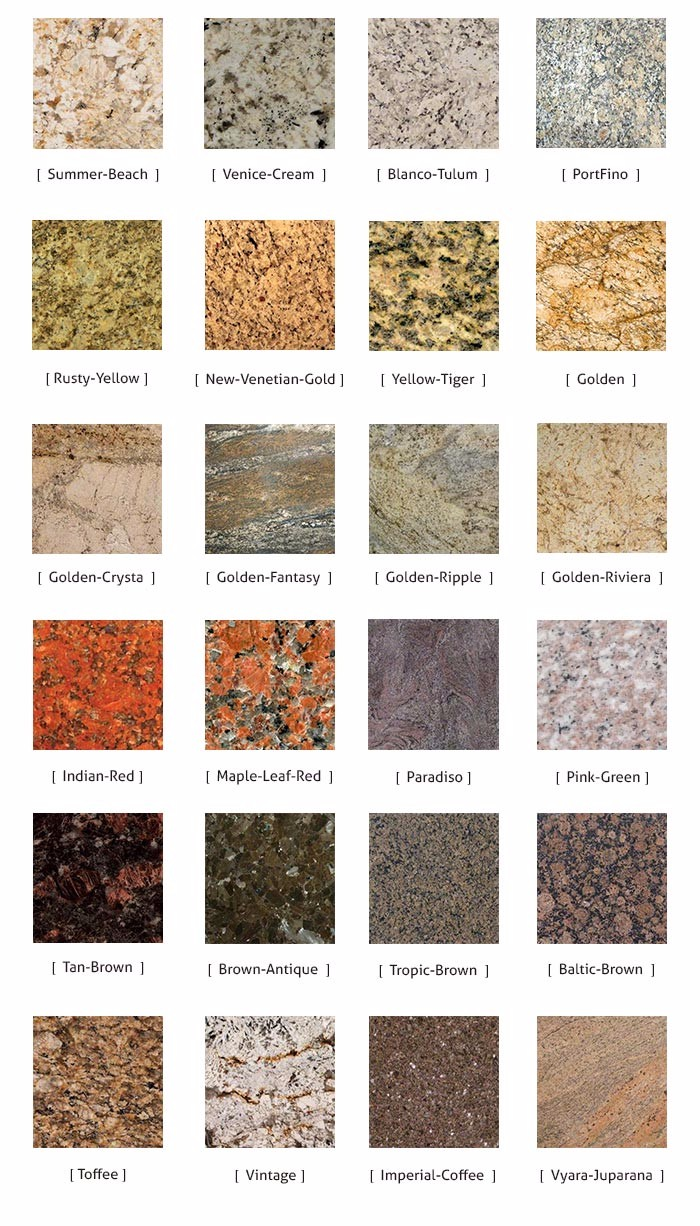 Customized Size Flamed Granite Floor Tiles For Outside Paving