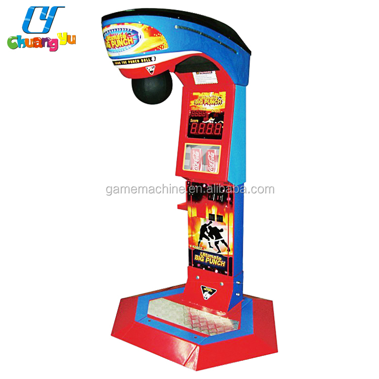 Latest Redemption boxing machine / boxer machine / boxing game