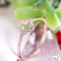 096893a New Women Design ladies gold finger ring