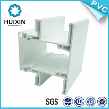 pvc windows profile, pvc door profile, pvc L shaped profile