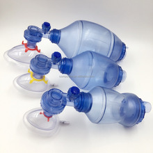 Medical Appliances PVC Manual Resuscitator ambu bag