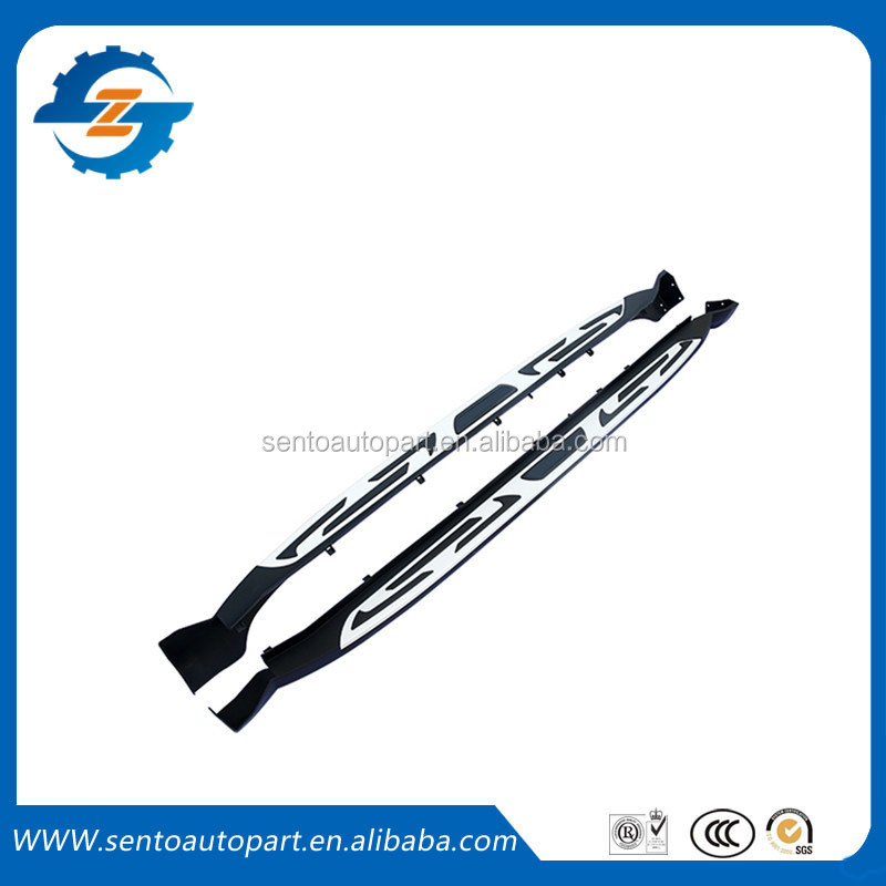 4x4 Accessories body kit parts original running board side step bars for Dodge Journey