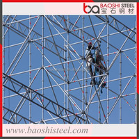 Q235 material cuplock scaffolding systems