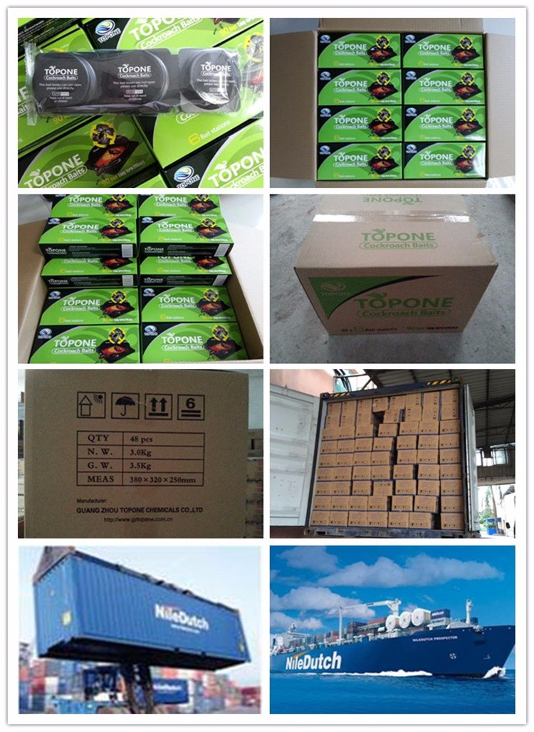 2017 Trade Assurance Topone Factory Price Effective Multi-Insect Killer Product, Cockroach Killing Baits