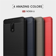 Cellphone Case For Nokia 6 Soft Protective TPU Cover