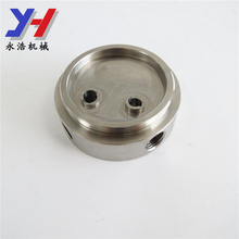 Metal milling machining part, Custom prototypes OEM connecting part