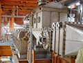 crystallizer for polyester chips