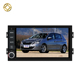 Android 7.1 Touch Screen Double Din Car GPS DVD for Peugeot 407 Audio Navigation System