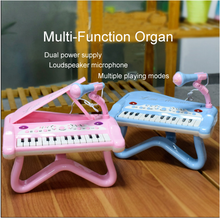 Multi-Function triangle piano toys electronic musical instruments keyboard