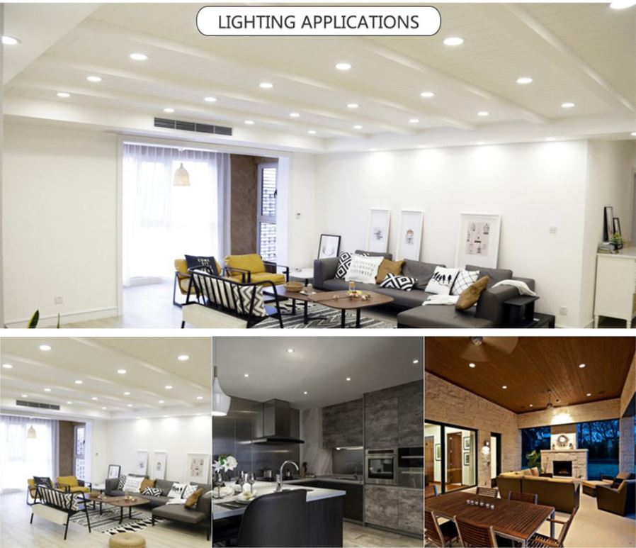 7W MR16 led bulb spot light AC220-240V indoor led spotlight with CE RoHS certification