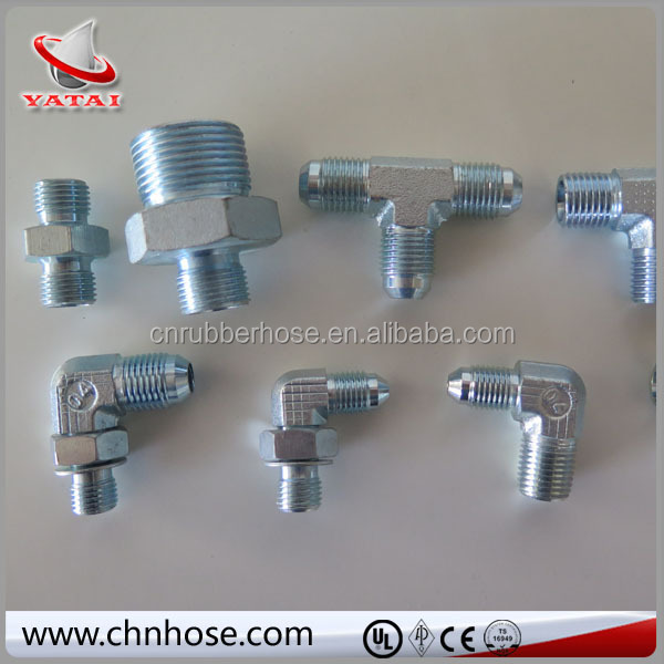 Carbon Steel Hydraulic Hose Adapter