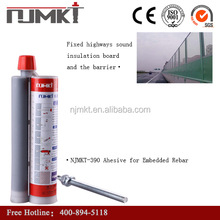 NJMKT-390 CARTRIDGE PACKED 390ML CONCRETE ANCHOR EPOXY ISO