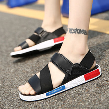 2017 new mans sandals,men designer sandal shoes,cool man sandals