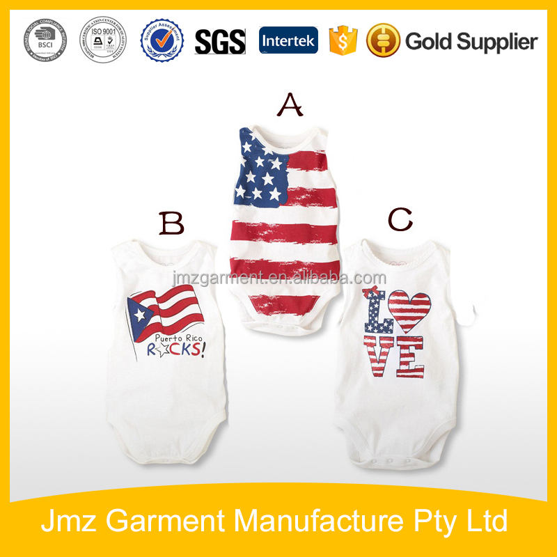 New born baby clothing&Infant bodysuit&Sleeveless baby romper
