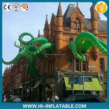 customized inflatable tentacle,inflatable jellyfish,inflatable octopus for Stage/Club/Ball/Party decoration