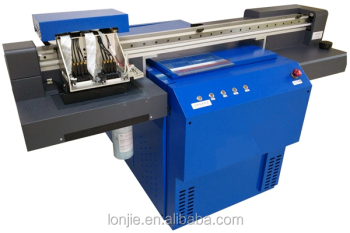 latest product multicolor glass uv printer machinery hot sale