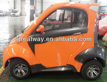 mini electric motor car with EEC approved