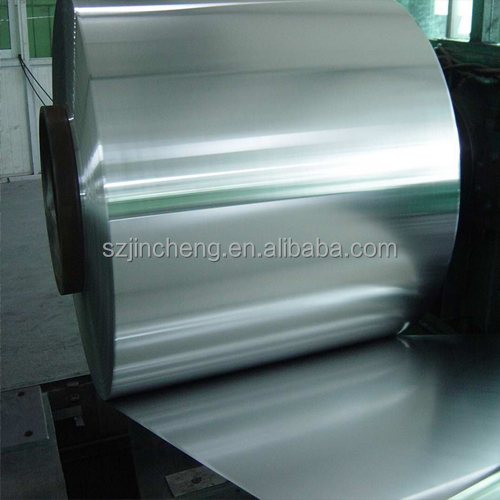 z275 or AZ150G/M2 galvanized or alu zinc steel coil for 4 x 8 corrugated sheet