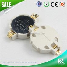 SMT Button Cell Battery Holder For 2 Cr2032
