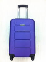 2015 new design ABS trolley luggage/hard shell cases