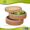 2014Hot sell hot towel steamer agent bamboo steamer food basket stock