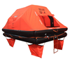 Small ISO 9650 life raft 12 man for yachts pack1 >24 hours