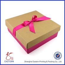 Popular Gift Paper Box Packaging