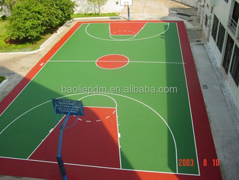 PU Sports Flooring/Sports Tennis/Sports Flooring