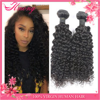 High Feedbacks Wholesale Unprocessed Virgin Remy Romance Curl Human Hair