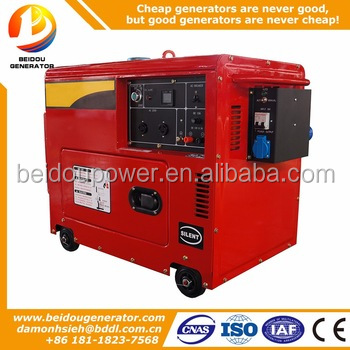 High quality 3kw china portable generator in pakistan price