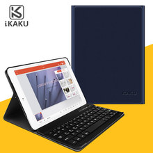 Amazon Walmart 8 inch 10 inch tablet leather case for ipad mini case with keyboard