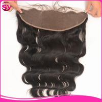 raw indina hair free parting frontal lace closure 13x4 free shipping full lace frontal closure bleached knots with baby hair