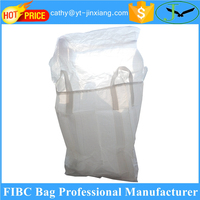 1 ton or 2 ton FIBC bag for sand, flour, wheat, corn, coffee, building material