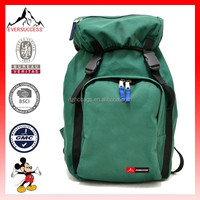 Hot green blue backpack back pack book school shoulder bag school book bag(ES-H157)