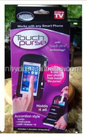 Touch wallet Mobile Phone Case Multi-functional Wallet