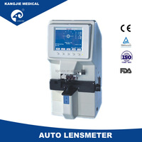 digital lensmeter ALM-6000D, with printer, PD measure and UV tester, CE approval