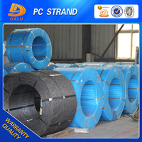 SWRH 82B pre-stressed concrete strand wire /pc strand wire wanted foreign business investors