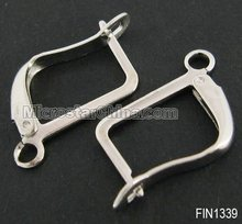 Popular top quality nickel free earring