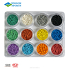 2017 Wet Pour Rubber, Colored EPDM Rubber Granule for playground and running track