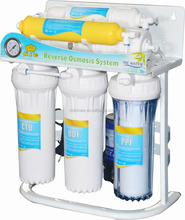 Undersink RO water filter purifier 50GPD with stand