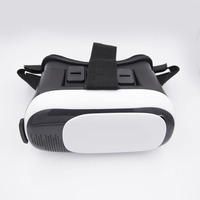 Hot Sale Virtual Reality 3D Movie Film Glasses 2018 Trending Products VR 2.0 Headset