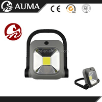 AM-7706A multipurpose ABS housing portable work lamp with strong magnet