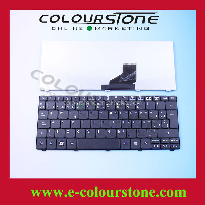 Original For Acer Aspire One Keyboard 532H D255 D257 D260 PK130AE1017
